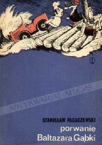 Okładka książki Porwanie Baltazara Gąbki