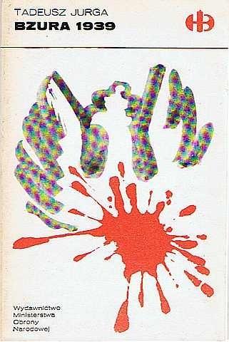 Okładka książki Bzura 1939