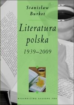 Okładka książki Literatura polska 1939-2009