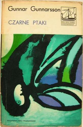 Okładka książki Czarne ptaki