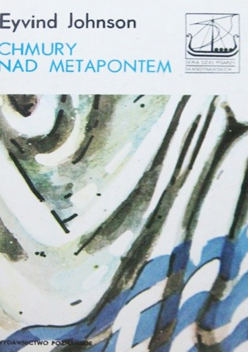 Okładka książki Chmury nad Metapontem