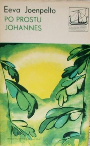 Okładka książki Po prostu Johannes