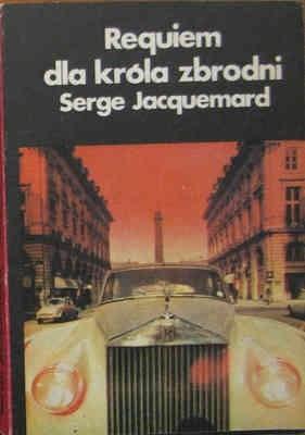 Okładka książki Requiem dla króla zbrodni
