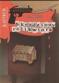 Okładka książki Skradziony relikwiarz