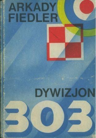 Okładka książki Dywizjon 303