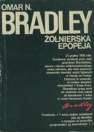 Okładka książki Żołnierska epopeja