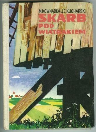 Okładka książki Skarb pod wiatrakiem