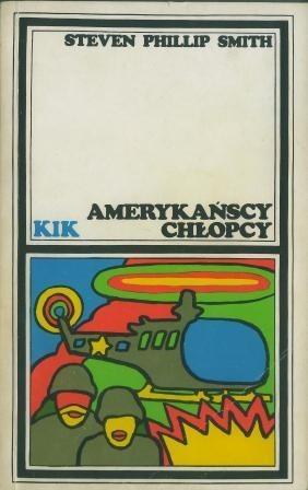 Okładka książki Amerykańscy chłopcy