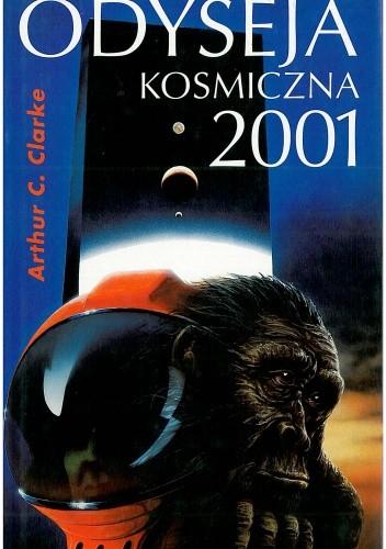 Okładka książki Odyseja kosmiczna 2001
