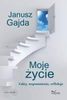 Okładka książki Moje życie
