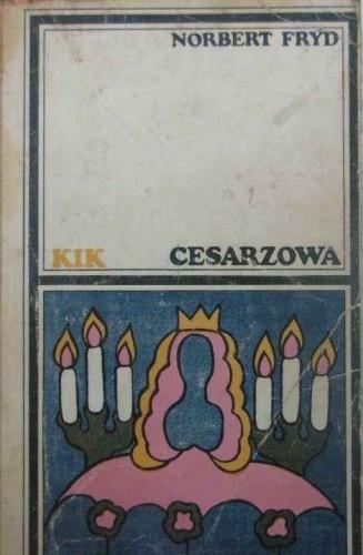 Okładka książki Cesarzowa
