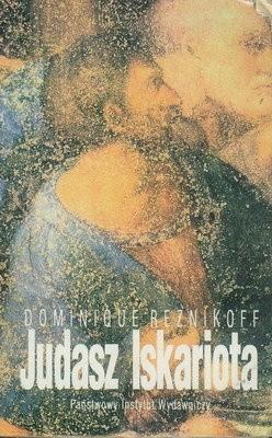 Okładka książki Judasz Iskariota