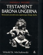 Okładka książki Testament barona