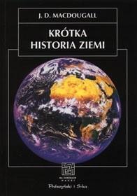 Okładka książki Krótka historia Ziemi. Góry, ssaki, ogień i lód
