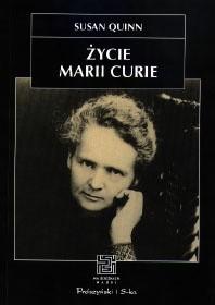 Okładka książki Życie Marii Curie