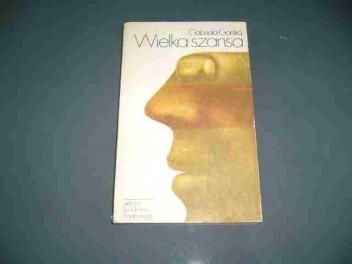 Okładka książki Wielka szansa