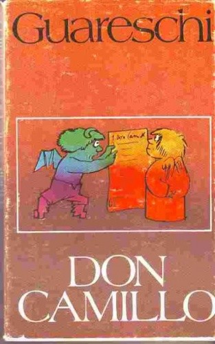 Okładka książki Don Camillo
