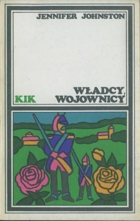 Okładka książki Władcy, wojownicy