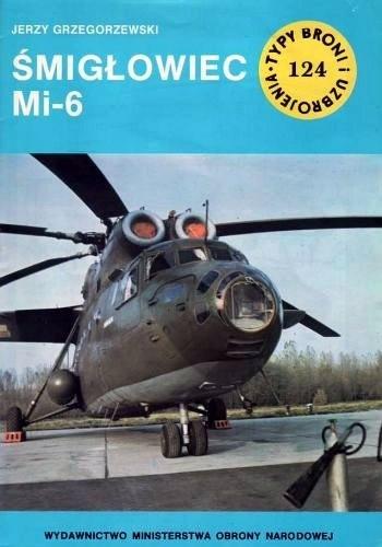 Okładka książki Śmigłowiec Mi-6