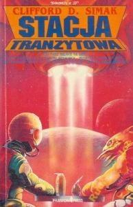 Okładka książki Stacja tranzytowa