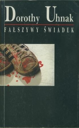 Okładka książki Fałszywy świadek