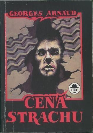 Okładka książki Cena strachu