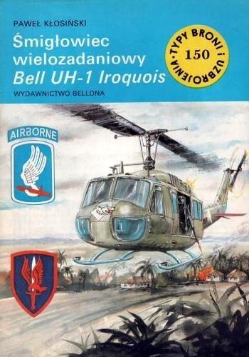 Okładka książki Śmigłowiec wielozadaniowy Bell UH-1 Iroquois