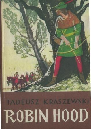 Okładka książki Robin Hood. Marianna, żona Robin Hooda