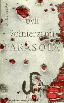 Okładka książki Byli żołnierzami