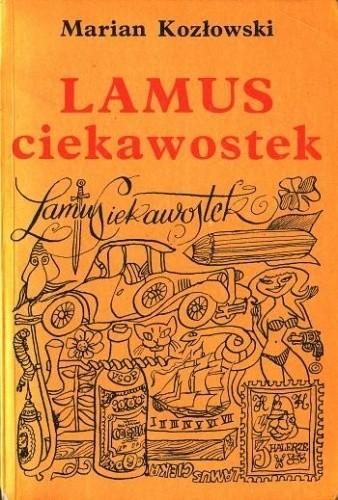Okładka książki Lamus ciekawostek