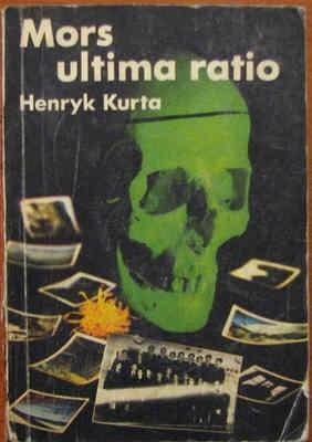 Okładka książki Mors ultima ratio