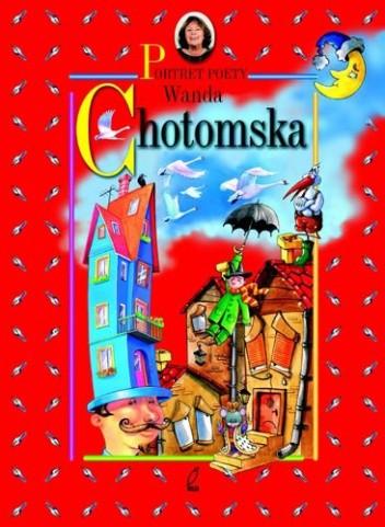 Okładka książki Portret poety. Wanda Chotomska