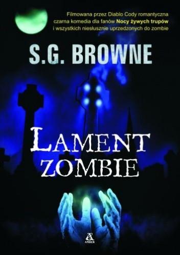 Okładka książki Lament zombie