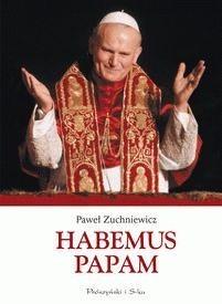 Okładka książki Habemus Papam