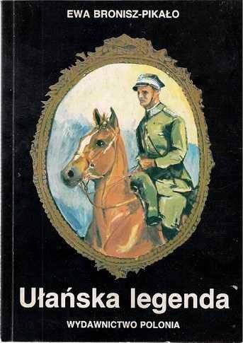 Okładka książki Ułańska legenda