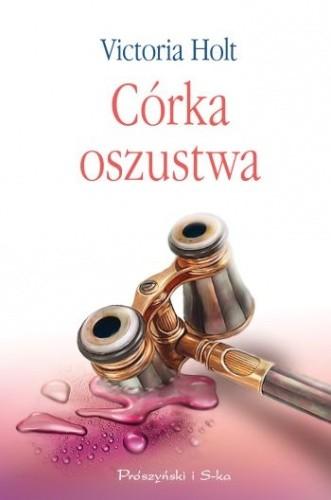 Okładka książki Córka oszustwa