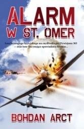 Okładka książki Alarm w St. Omer
