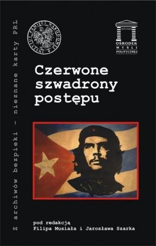 Okładka książki Czerwone szwadrony postępu