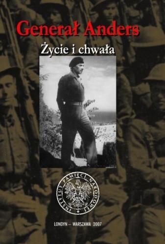 Okładka książki Generał Anders. Życie i chwała