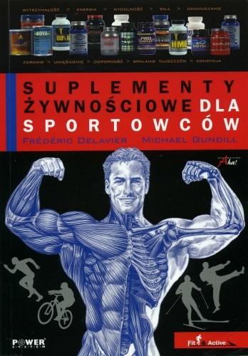 Okładka książki Suplementy żywnościowe dla sportowców