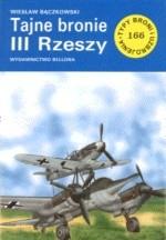 Okładka książki Tajne bronie III Rzeszy