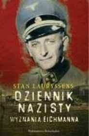 Okładka książki Dziennik Nazisty