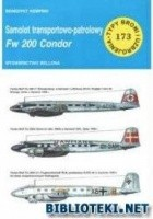 Samolot transportowo - patrolowy Fw 200 Condor