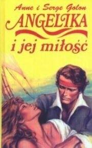 Okładka książki Angelika i jej miłość