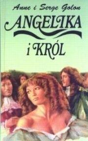 Okładka książki Angelika i król