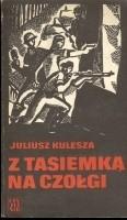 Okładka książki Z tasiemką na czołgi