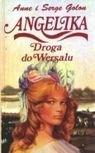Okładka książki Angelika: Droga do Wersalu