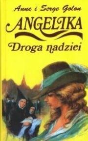 Okładka książki Angelika: Droga nadziei