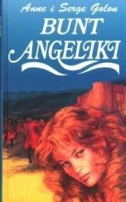 Okładka książki Bunt Angeliki