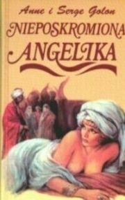 Okładka książki Nieposkromiona Angelika
